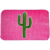 Maison & Déco Enfant Tapis House Of Kids Tapis enfant Ultra Doux Cactus Rose 70x95 cm Rose