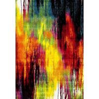Maison & Déco Tapis Unamourdetapis Tapis design et moderne Belo 1 Multicolore 140x200 cm Multicolore