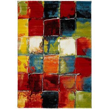 Maison & Déco Tapis Unamourdetapis Tapis design et moderne Belo 2 Multicolore 120x170 cm Multicolore