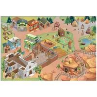Maison & Déco Tapis House Of Kids Tapis enfant Connecte Alamo Multicolore 100x150 cm Multicolore