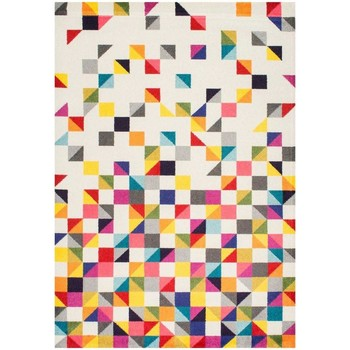 Maison & Déco Tapis Unamourdetapis Tapis design et moderne Detru Boutik Multicolore 160x230 cm Multicolore