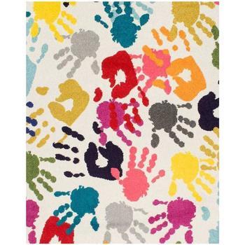 Maison & Déco Tapis Unamourdetapis Tapis design et moderne Handi Boutik Multicolore 80x150 cm Multicolore