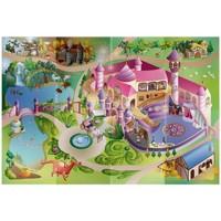Maison & Déco Enfant Tapis House Of Kids Tapis enfant Circuit Princess Multicolore 100x140 cm Multicolore
