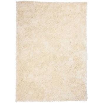 Maison & Déco Tapis Unamourdetapis Tapis shaggy poils long Sg Luxe Beige 200x290 cm Beige