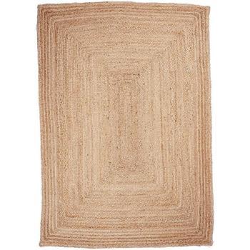 Maison & Déco Tapis Unamourdetapis Tapis kilim Jt Jute Nature Beige 160x230 cm Beige