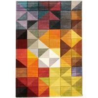 Maison & Déco Tapis Unamourdetapis Tapis design et moderne Marix Multicolore 120x170 cm Multicolore