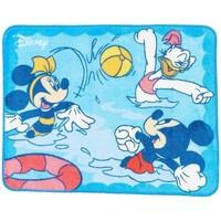 Maison & Déco Tapis de bain Unamourdetapis Tapis de salle de bain Mickey Pool Bleu 55x70 cm Bleu