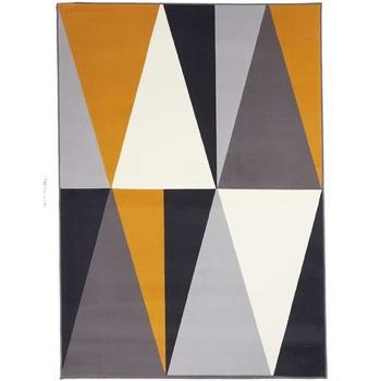 Maison & Déco Tapis Unamourdetapis Tapis design et moderne Af Bigtri Gris 80x150 cm Gris