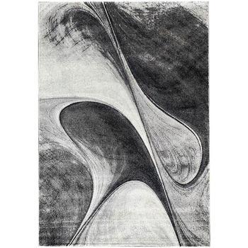Maison & Déco Tapis Unamourdetapis Tapis design et moderne Madila Gris 160x230 cm Gris