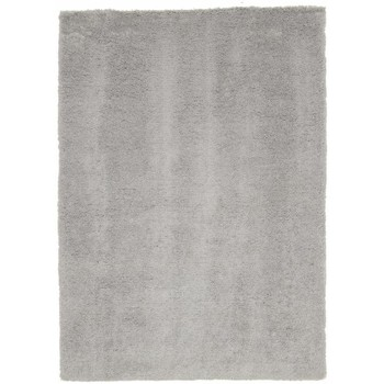 Maison & Déco Tapis Unamourdetapis Tapis shaggy poils long Sg Chic Gris 160x230 cm Gris
