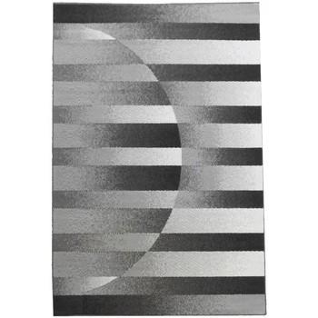 Maison & Déco Tapis Jadorel Tapis design et moderne Diapo Gris 60x110 cm Gris