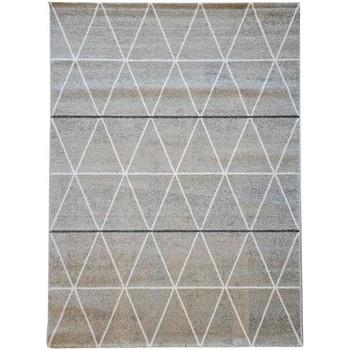Maison & Déco Tapis Jadorel Tapis design et moderne Leysan Gris 120x170 cm Gris