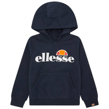 Vêtements Enfant Sweats Ellesse Sweat junior   JERO S3E08575 bleu navy Bleu