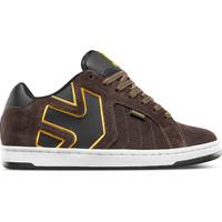 Chaussures Chaussures de Skate Etnies FADER 2 BROWN BLACK