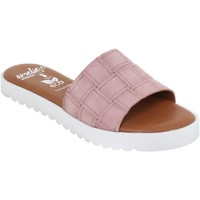 Chaussures Femme Mules Amelie  Rose