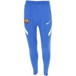 Vêtements Homme Pantalons de survêtement Nike Barca pant h  2021.22 Bleu moyen