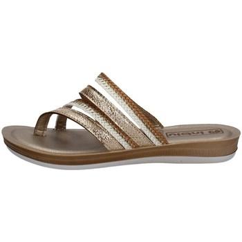 Chaussures Femme Sandales et Nu-pieds Inblu BA 36 PLATINE
