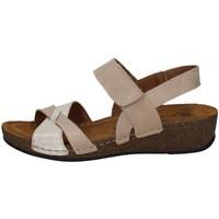 Chaussures Femme Sandales et Nu-pieds Florance 22142-2 Rouge