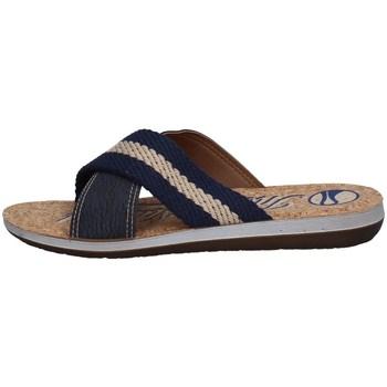 Chaussures Homme Mules Inblu DA 16 NUIT BLEUE