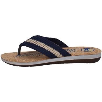 Chaussures Homme Tongs Inblu DA 15 NUIT BLEUE