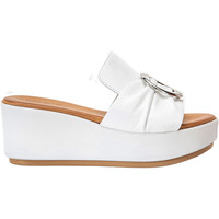 Chaussures Femme Mules Inuovo Mules Weiß