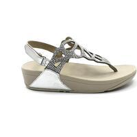 Chaussures Femme Conditions des offres en cours FitFlop FIT-RRR-H71-011 Argento