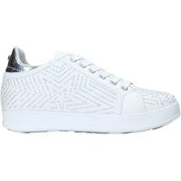 Chaussures Femme Baskets basses Apepazza SMW12/NAPPA Blanc