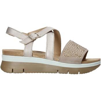 Chaussures Femme Mules / Sabots Enval 7283622 Marron