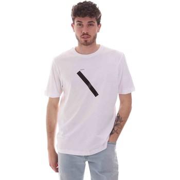 Vêtements Homme T-shirts manches courtes Sseinse TE1820SS Blanc