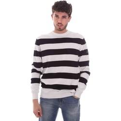 Vêtements Homme Pulls Navigare NV00232 30 Blanc
