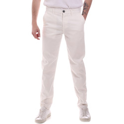 Vêtements Homme Chinos / Carrots Sseinse PSE699SS Blanc