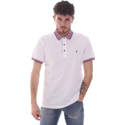Vêtements Homme Polos manches courtes Navigare NV82125 Blanc
