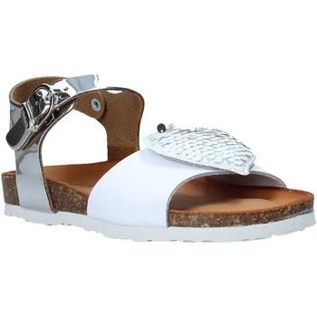 Chaussures Fille Sandales et Nu-pieds Bionatura 22PUPAC Blanc