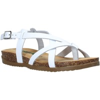 Chaussures Femme Sandales et Nu-pieds Bionatura 34A2005-I-BYCBIA Blanc