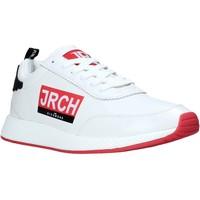 Chaussures Homme Baskets basses John Richmond 10131/CP A Blanc