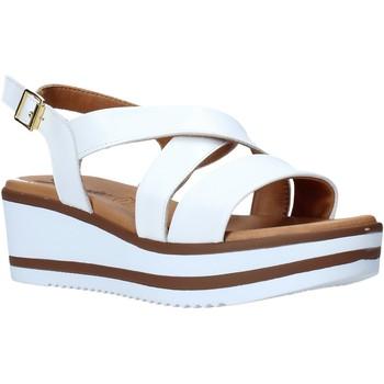 Chaussures Femme Sandales et Nu-pieds Susimoda 2827 Blanc