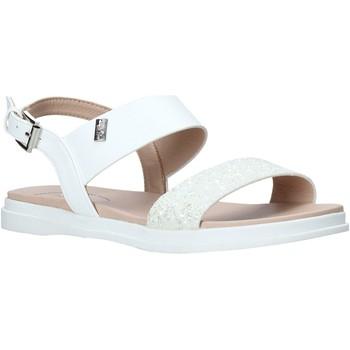 Chaussures Fille Sandales et Nu-pieds Miss Sixty S21-S00MS963 Blanc