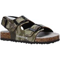 Chaussures Enfant Sandales et Nu-pieds U.s. Golf S21-S00UK861 Vert