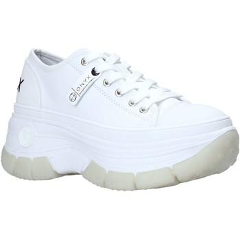 Chaussures Femme Baskets basses Onyx S21-S00OX010 Blanc