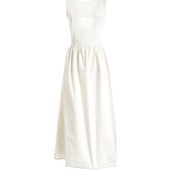 Vêtements Femme Robes longues Fracomina F321SD2009W40001 Blanc