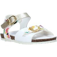 Chaussures Fille Sandales et Nu-pieds Bionatura CHIARA Blanc
