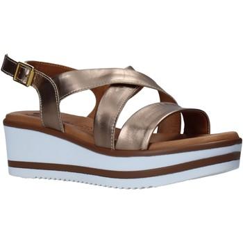 Chaussures Femme Sandales et Nu-pieds Susimoda 2827 Marron