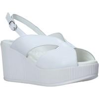Chaussures Femme Sandales et Nu-pieds Susimoda 390641 Blanc