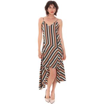 Vêtements Femme Robes longues Trussardi 56D00514-1T005182 Marron