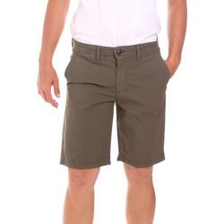 Vêtements Homme Shorts / Bermudas Lumberjack CM80648 002EU Vert