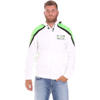 Vêtements Homme Sweats Ea7 Emporio Armani 3KPME7 PJ3MZ Blanc