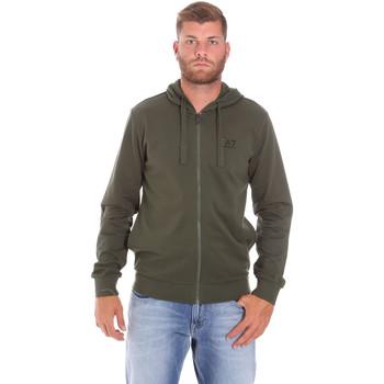 Vêtements Homme Sweats Ea7 Emporio Armani 8NPM03 PJ05Z Vert