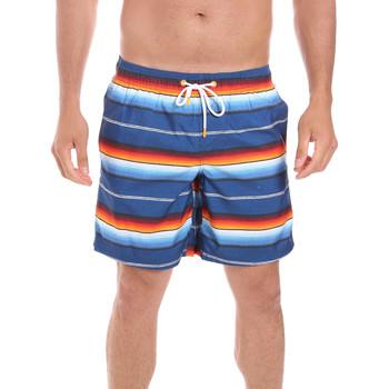 Vêtements Homme Maillots / Shorts de bain Sundek M505BDP01EP Bleu
