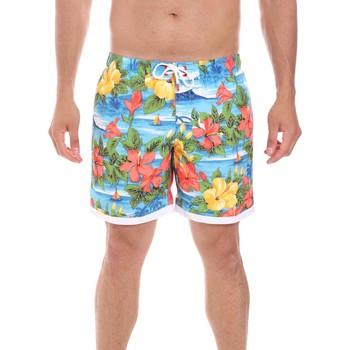 Vêtements Homme Maillots / Shorts de bain Sundek M693BDP01HA Bleu