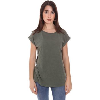 Vêtements Homme T-shirts manches courtes Lumberjack CW60343 011EU Vert